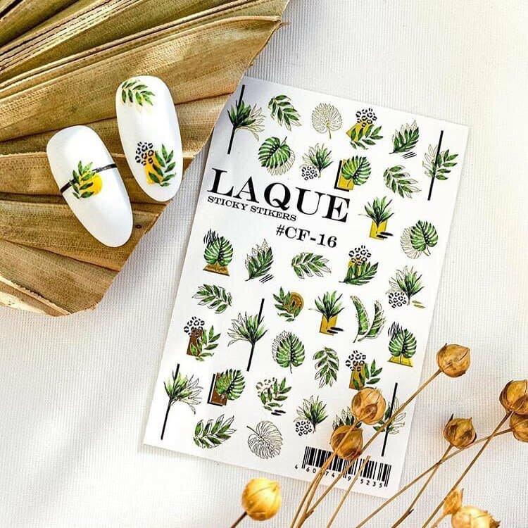 маникюр-идеи-водные-наклейки-растения-4