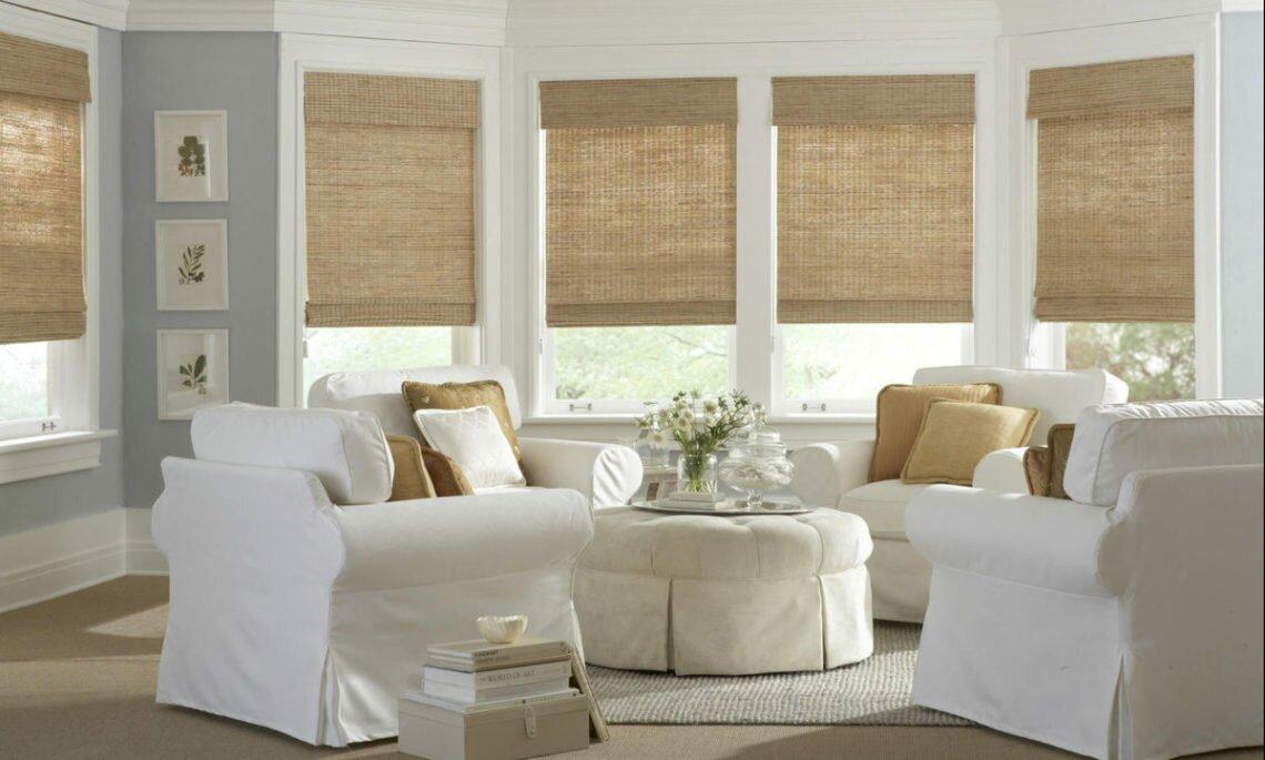 Бамбуковые жалюзи в вашем доме