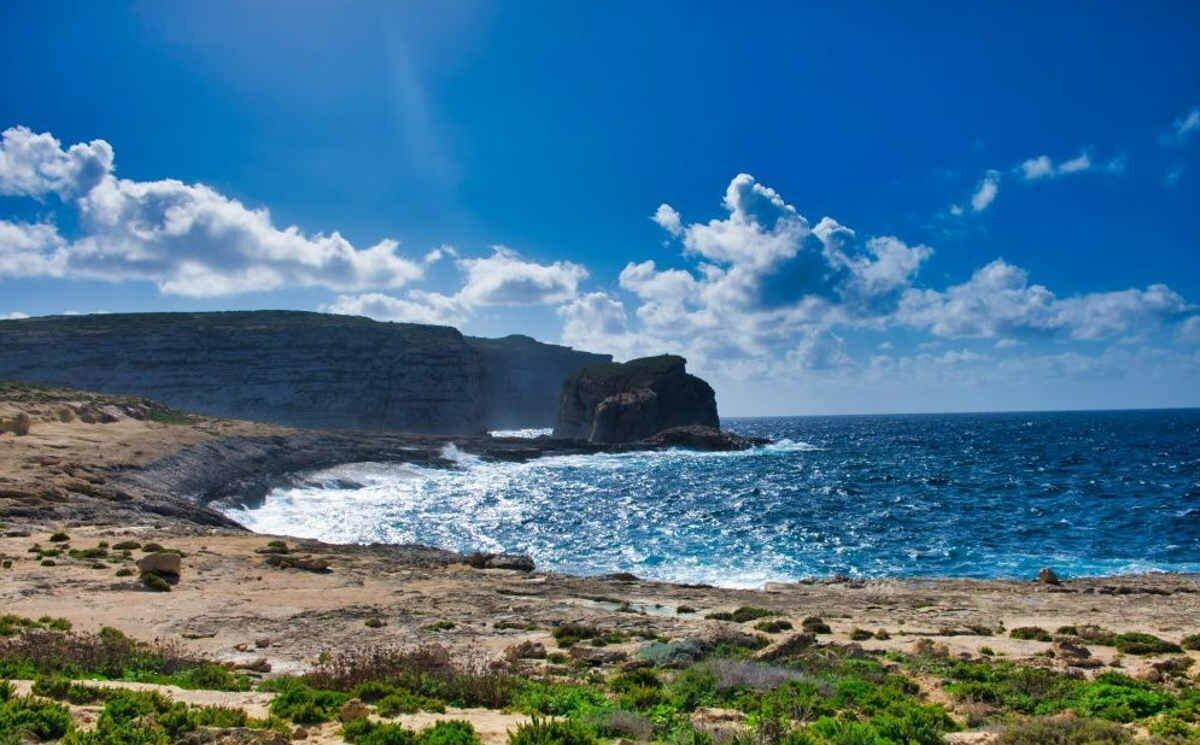 Гозо, маленький тихий остров