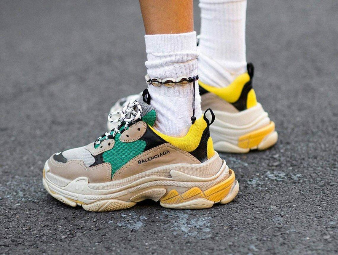 Хайповые кроссовки Balenciaga всегда в моде