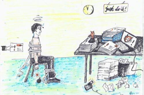 Как преодолеть прокрастинацию_11 банальных трюков для концентрации