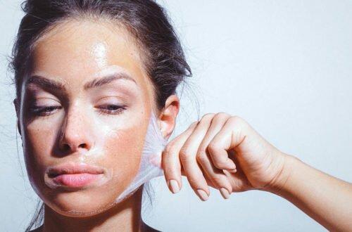 Как сделать домашние маски для лица от угрей_простые способы_1
