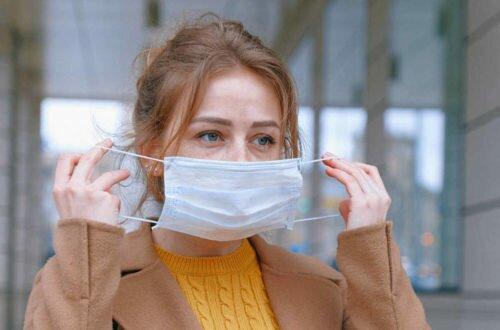 Как ухаживать за кожей лица при длительном ношении маски