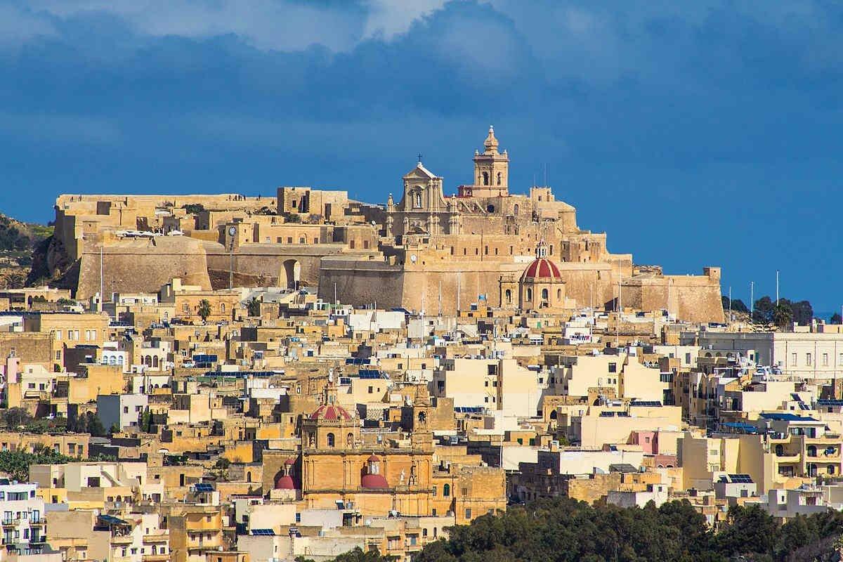 Мальта, столица острова Виктория-1