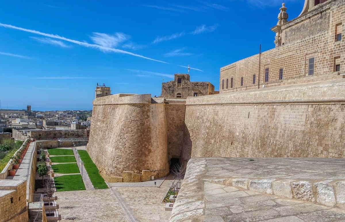 Мальта, столица острова Виктория