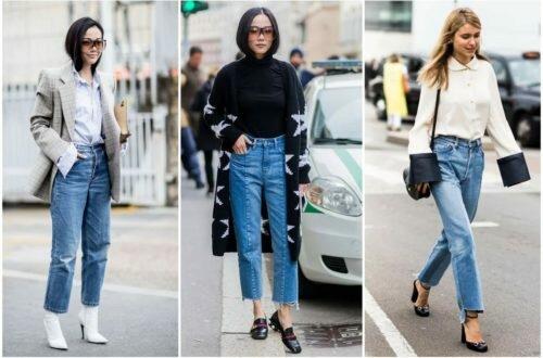 Модные тренды 2020 на джинсы