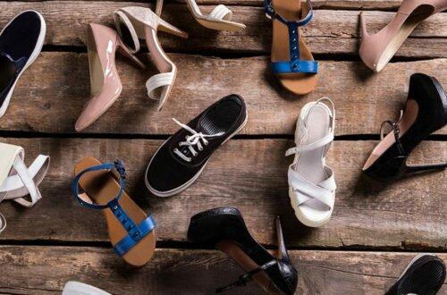 Модные варианты обуви на лето
