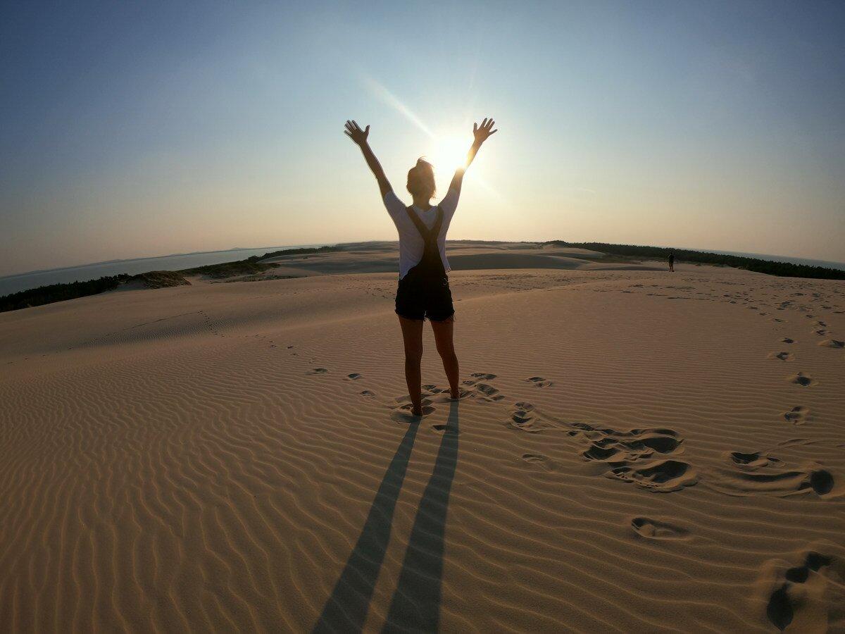 Отдых на Балтике_песчаные дюны-5