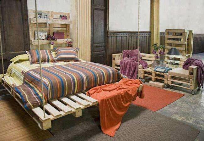 подвесная кровать-1