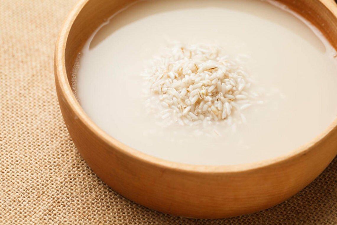 Рисовая вода помогает решить проблемы со здоровьем