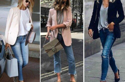 С чем носить пиджак — несколько базовых вариантов