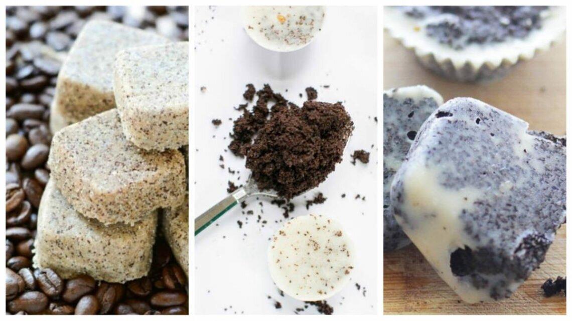 Сделайте свой антицеллюлитный пилинг с кофе и кокосовым маслом