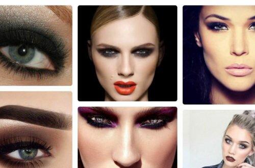 Вечерний макияж_основные секреты