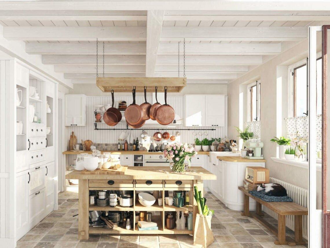 Обустройство новой кухни_список необходимых принадлежностей