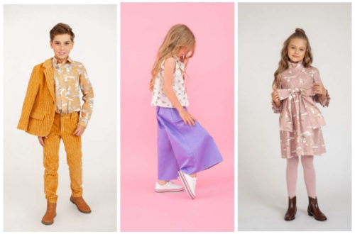 Детская мода - последние тенденции